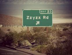 Exit ZZYZX