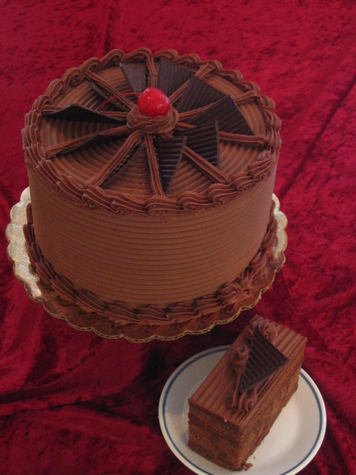 By Tracy Hunter from Kabul,, Afghanistan (Chocolate Fudge Cake  Uploaded by Ekabhishek) [CC BY 2.0 (http://creativecommons.org/licenses/by/2.0)], via Wikimedia Commons