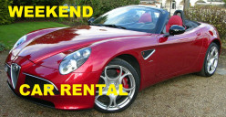 Best Weekend Car Rental