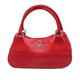 Red Prada Handbag - My dream purchase