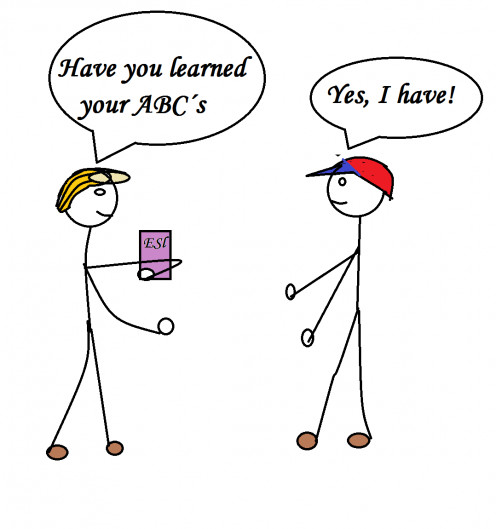 Learning the ABC´s