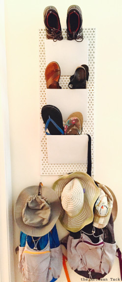 Stylish (Affordable) Shoe Storage