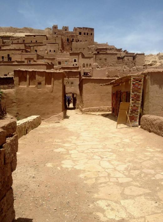 City in Marrakech, MorrocoMorocco