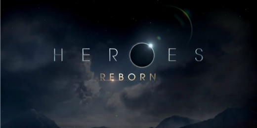Logo image for Heroes Reborn