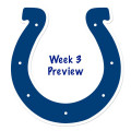 Colts Weekly Preview: Week 3 Indianapolis Colts at Tennessee Titans