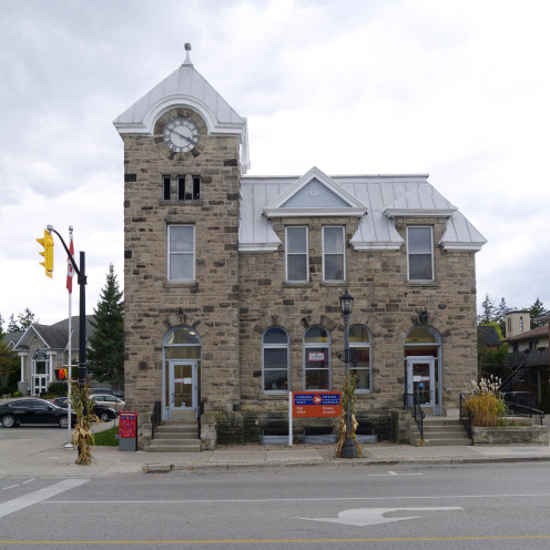 Elora Post Office