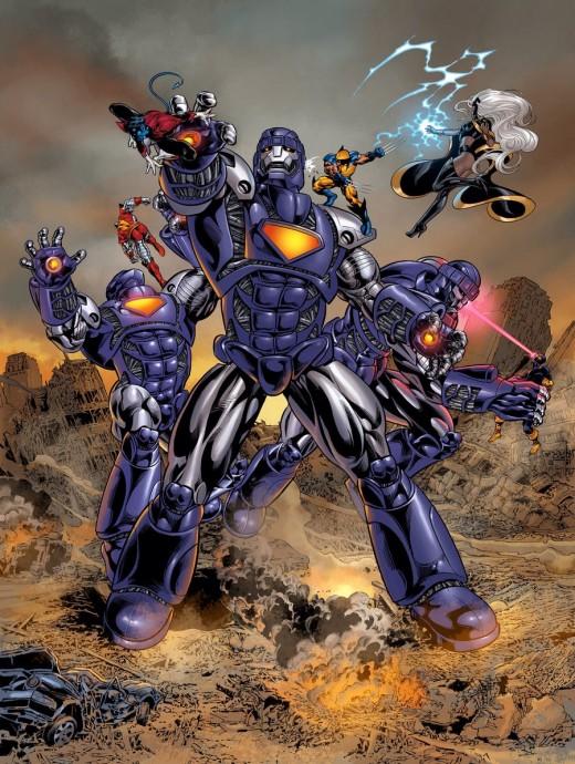 """Mutants detected. Destroy."""