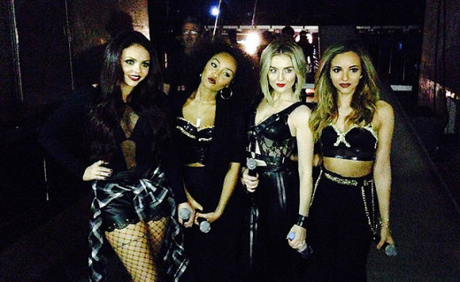 Little Mix in 2014
