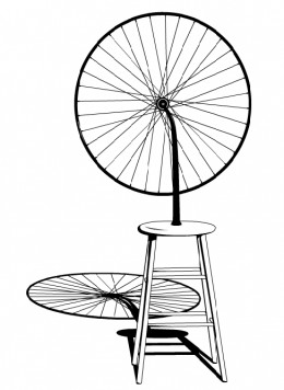 Bicycle Wheel -Animated GIF