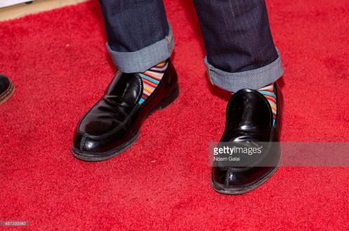 Actor Billy Porter's shoes. You ain't complex if you do not wear these.