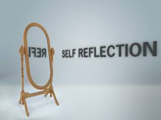 To Build Character In One's Life Requires Self Reflection