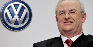 VW CEO Martin Winterkorn. Photo courtesy of dw.com.