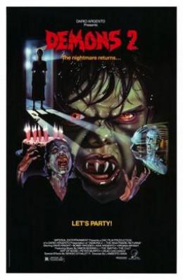 """Demons 2"" (1986)"