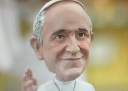 Pope Bobblehead