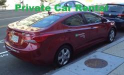 Exclusive Private Car Rental