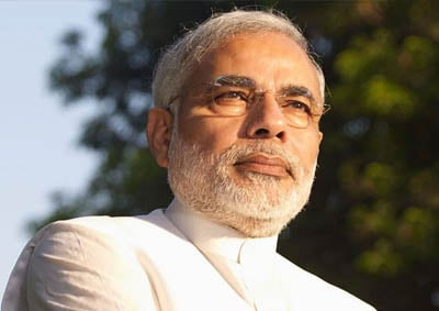 Mr. Narendra Modi, PM of India