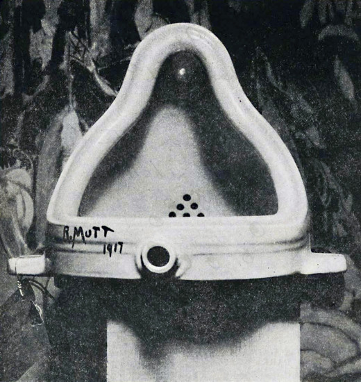 Original 'Fountain'