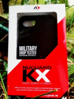 Travelers: Protect your iphone on the go with NuGuard KX