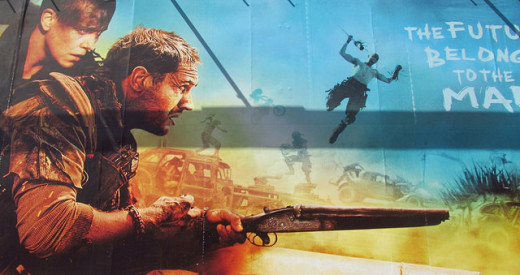 Top action movie Mad Max