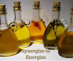 Aromatherapy & Essential Oils For Well Being - Synergize to Energize
