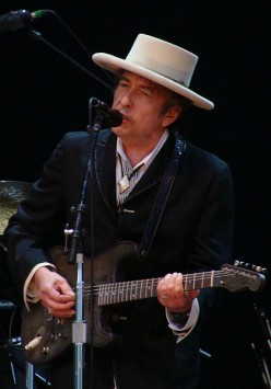 Bob Dylan Singer - Song Writer