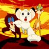 Kimba the White Lion-My First Favorite Cartoon