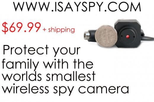 Nanny Spy Cam