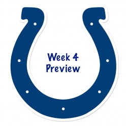 Colts Weekly Preview: Week 4 Jacksonville Jaguars at Indianapolis Colts