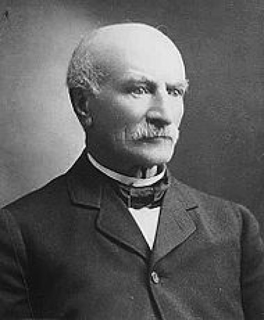 Dr. William Worrall Mayo 1819-1911