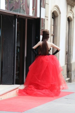 Every Woman Needs a Red Party Dress
