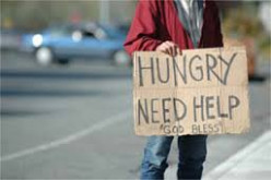 Helping The Homeless & Needy In Your Area Without Leaving Your Car.