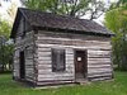 John Bergquist cabin