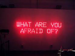 Are You Afraid Of Fear? (Part 1. Why Am I Afraid?)