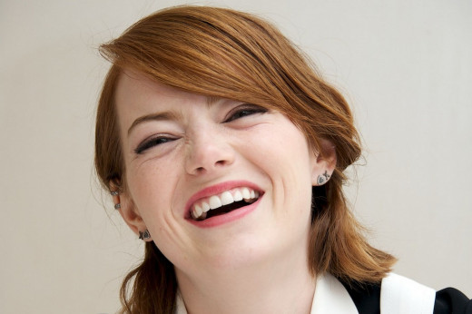 Emma Stone as Tracy