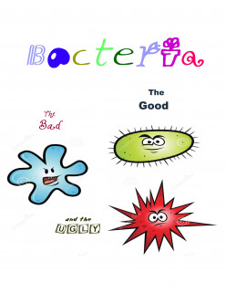 Bacteria and Germs, The Good, Bad and the Ugly