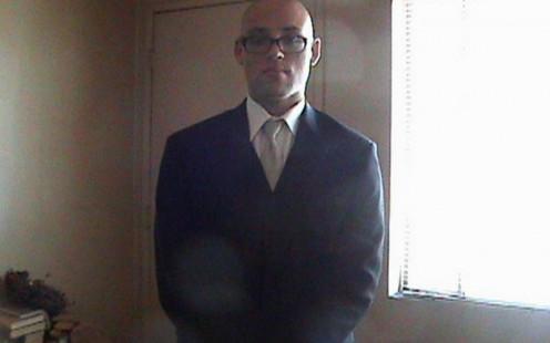 CHRIS HARPER MERCER FACEBOOK PICTURE --  MASS MURDERER