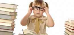 No one resists a child genius