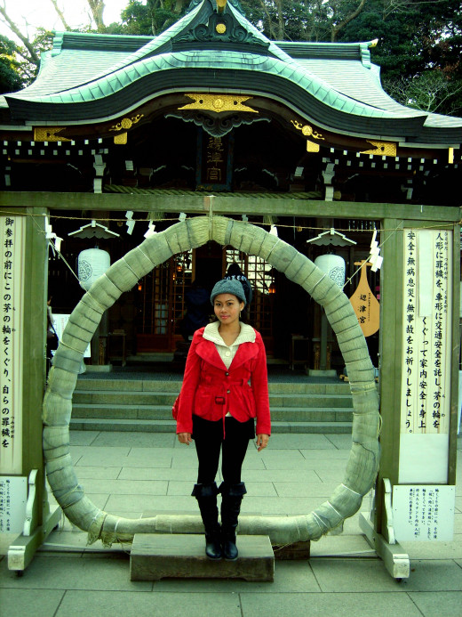 Hetsunomiya in Winter