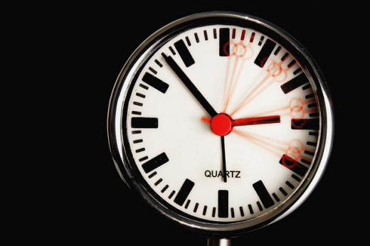 Time Is The Most Valuable Commodity For Human Beings.
