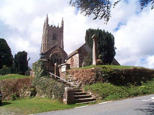 Cardinham Church, Cornwall