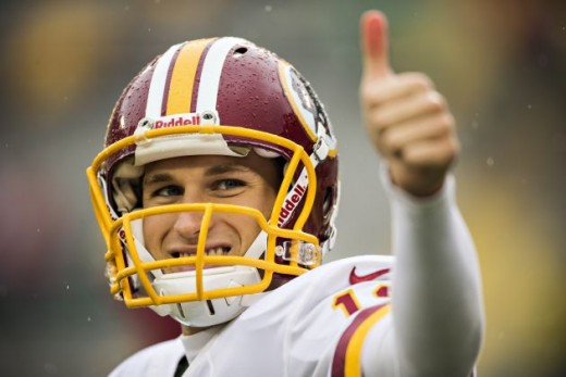 Washington Redskins QB Kirk Cousins wishes he could play the Eagles every week
