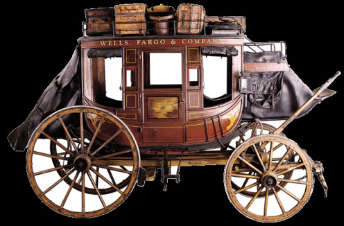 The stagecoach