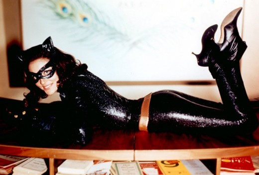 Meriwether only appeared as Catwoman because Julie Newmar couldn't resolve a scheduling conflict.