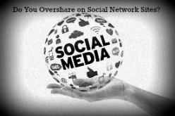 Do you overshare on social network sites?