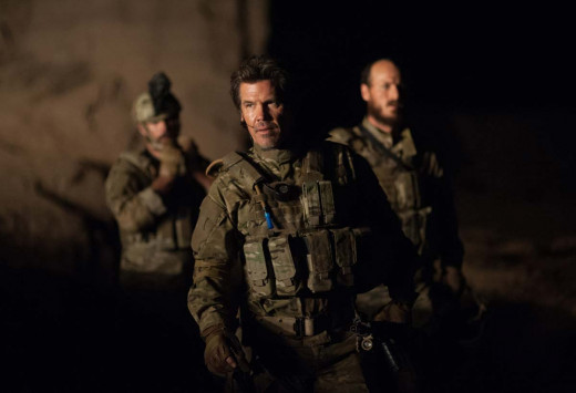 "Josh Brolin in ""Sicario"""