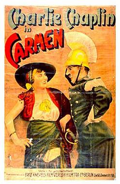 Film Review: A Burlesque on Carmen