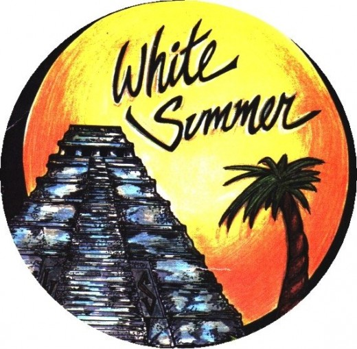 THE LOGO OF THE WHITE SUMMER BAND FROM MICHIGAN (AND FLORIDA)