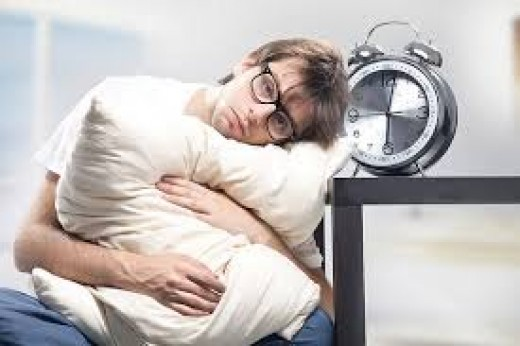 Insomnia can affect your health adversely