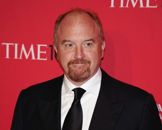 Louis CK is one of Time's 100 most influential People. Why not?
