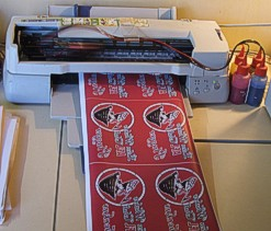 Home Sublimation Printer